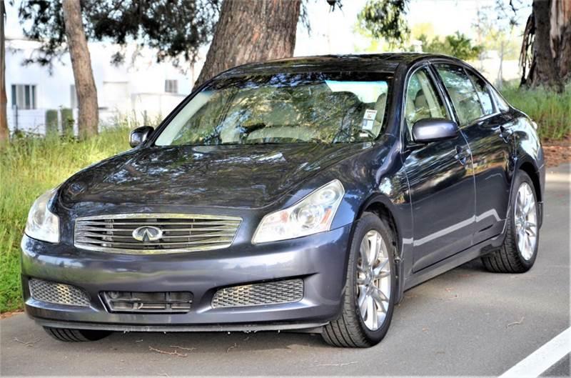 2007 Infiniti G35 Base 4dr Sedan (3.5L V6 5A) - Belmont CA