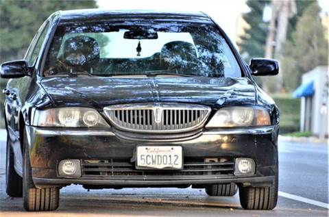 2003 Lincoln LS for sale at Brand Motors llc - Belmont Lot in Belmont CA