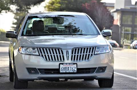 2010 Lincoln MKZ for sale at Brand Motors llc - Belmont Lot in Belmont CA