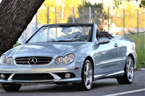 2006 Mercedes-Benz CLK for sale at Brand Motors llc - Belmont Lot in Belmont CA