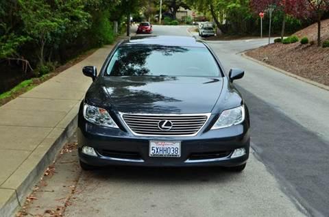 2007 Lexus LS 460 for sale at Brand Motors llc in Belmont CA