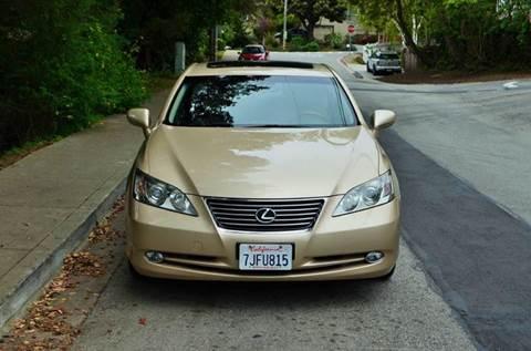 2008 Lexus ES 350 for sale at Brand Motors llc in Belmont CA