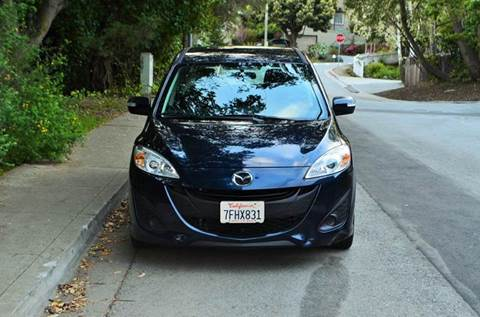 2014 Mazda MAZDA5 for sale at Brand Motors llc in Belmont CA