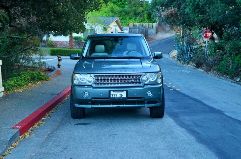 2006 Land Rover Range Rover HSE 4dr SUV 4WD - Belmont CA