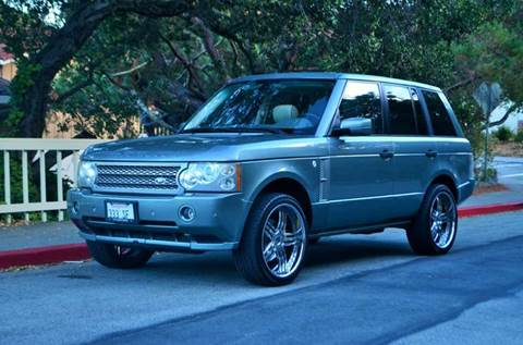 2006 Land Rover Range Rover for sale at Brand Motors llc in Belmont CA