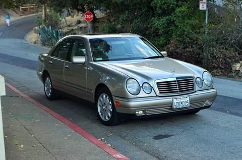 1999 Mercedes-Benz E-Class for sale at Brand Motors llc in Belmont CA