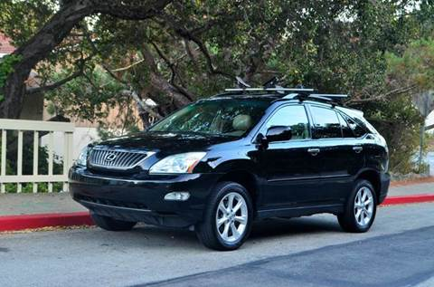 2008 Lexus RX 350 for sale at Brand Motors llc in Belmont CA