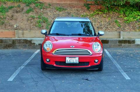 2009 MINI Cooper Clubman for sale at Brand Motors llc in Belmont CA