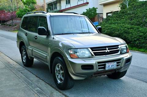 2002 Mitsubishi Montero for sale at Brand Motors llc in Belmont CA