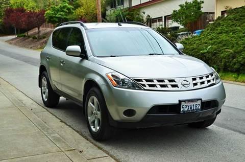 2005 Nissan Murano for sale at Brand Motors llc in Belmont CA
