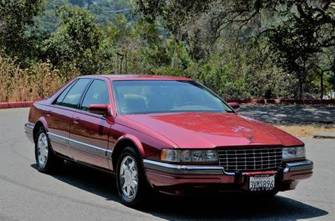 1997 Cadillac Seville for sale at Brand Motors llc - Belmont Lot in Belmont CA