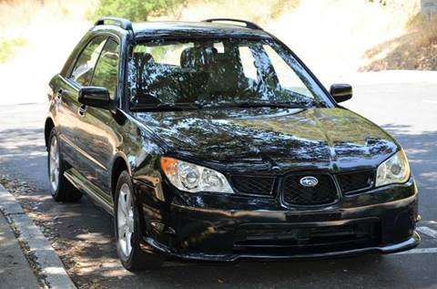 2007 Subaru Impreza for sale at Brand Motors llc - Belmont Lot in Belmont CA
