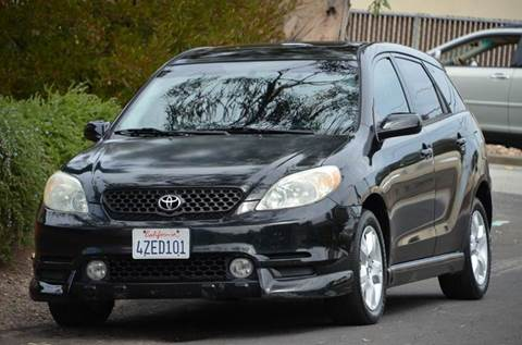 2003 Toyota Matrix for sale at Brand Motors llc - Belmont Lot in Belmont CA