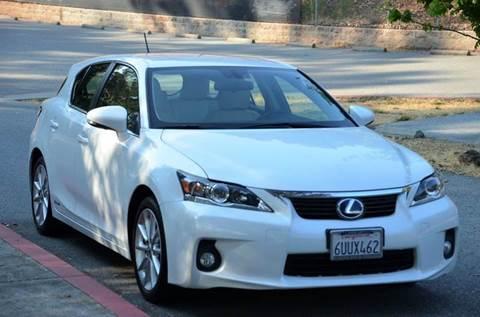 2012 Lexus CT 200h for sale at Brand Motors llc - Belmont Lot in Belmont CA