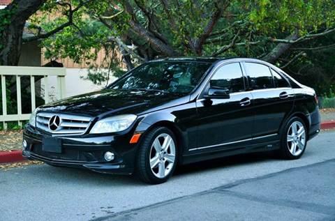 2010 Mercedes-Benz C-Class for sale at Brand Motors llc - Belmont Lot in Belmont CA