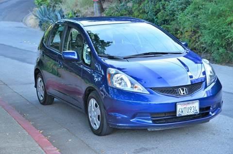 2012 Honda Fit for sale at Brand Motors llc - Belmont Lot in Belmont CA