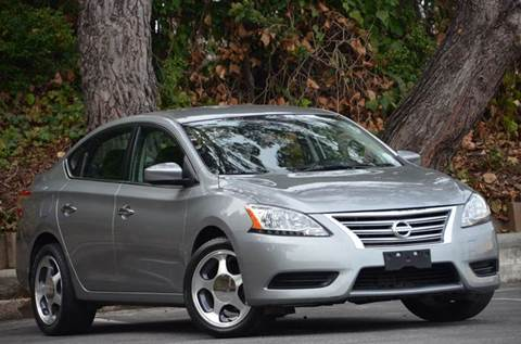 2014 Nissan Sentra for sale at Brand Motors llc in Belmont CA
