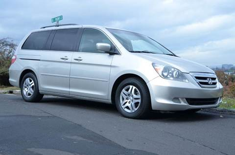 2006 Honda Odyssey for sale at Brand Motors llc - Belmont Lot in Belmont CA
