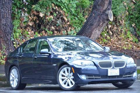 2011 BMW 5 Series for sale at Brand Motors llc - Belmont Lot in Belmont CA