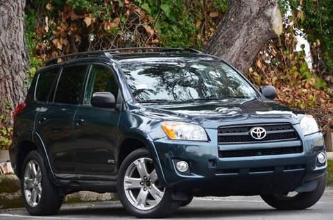 2009 Toyota RAV4 for sale at Brand Motors llc - Belmont Lot in Belmont CA