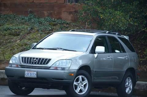 2001 Lexus RX 300 for sale at Brand Motors llc - Belmont Lot in Belmont CA