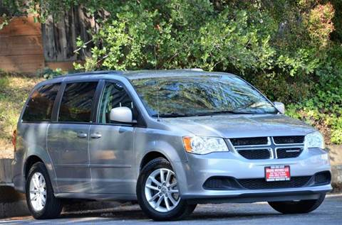 2014 Dodge Grand Caravan for sale at Brand Motors llc - Belmont Lot in Belmont CA