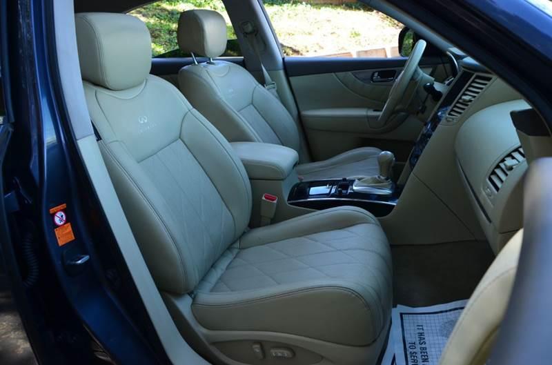 2009 Infiniti FX35 Base AWD 4dr SUV - Belmont CA