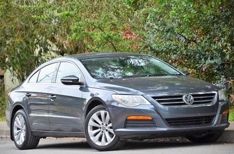 2012 Volkswagen CC for sale at Brand Motors llc - Belmont Lot in Belmont CA
