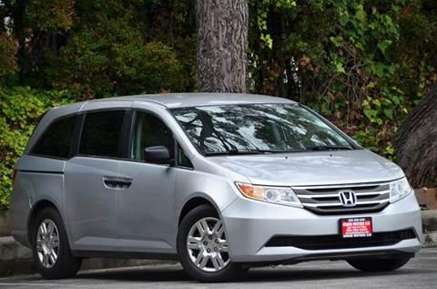 2011 Honda Odyssey for sale at Brand Motors llc - Belmont Lot in Belmont CA