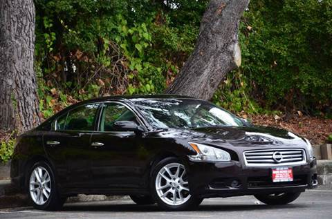 2013 Nissan Maxima for sale at Brand Motors llc - Belmont Lot in Belmont CA