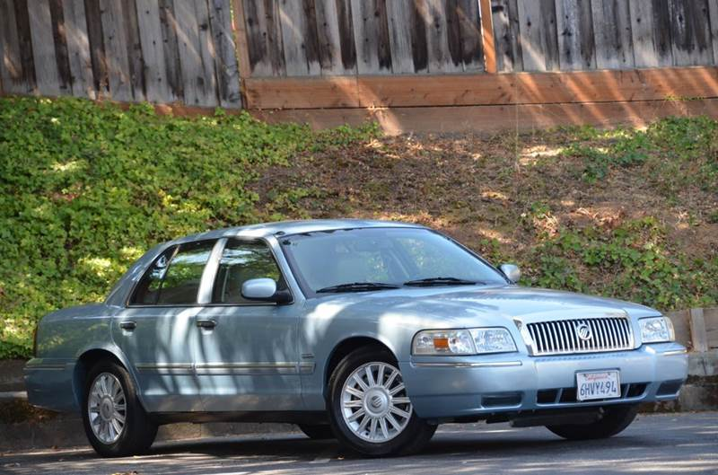 2009 Mercury Grand Marquis for sale at Brand Motors llc - Belmont Lot in Belmont CA