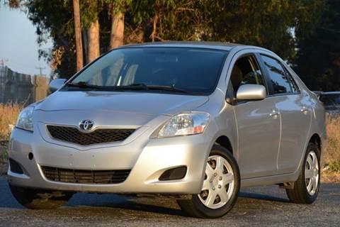 2012 Toyota Yaris for sale at Brand Motors llc - Belmont Lot in Belmont CA