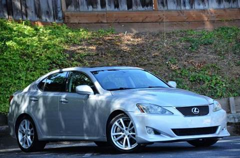 2006 Lexus IS 350 for sale at Brand Motors llc - Belmont Lot in Belmont CA