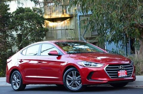 2018 Hyundai Elantra for sale at Brand Motors llc - Belmont Lot in Belmont CA