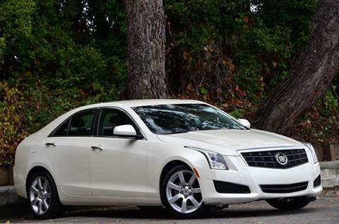 2014 Cadillac ATS for sale at Brand Motors llc - Belmont Lot in Belmont CA