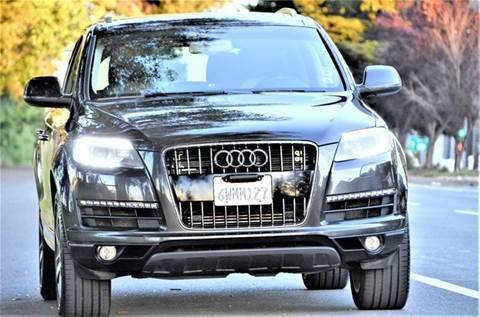 2012 Audi Q7 for sale at Brand Motors llc - Belmont Lot in Belmont CA