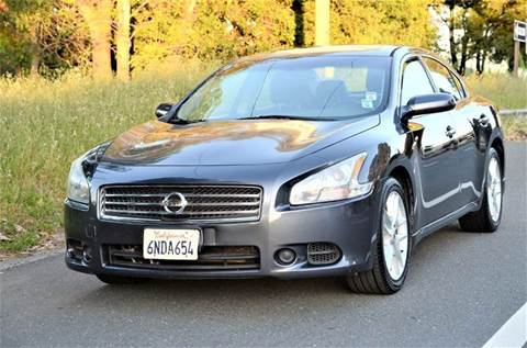 2010 Nissan Maxima for sale at Brand Motors llc - Belmont Lot in Belmont CA