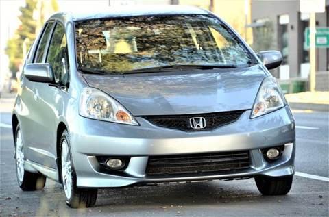 2010 Honda Fit for sale at Brand Motors llc - Belmont Lot in Belmont CA