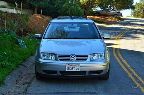 2002 Volkswagen Jetta for sale at Brand Motors llc in Belmont CA