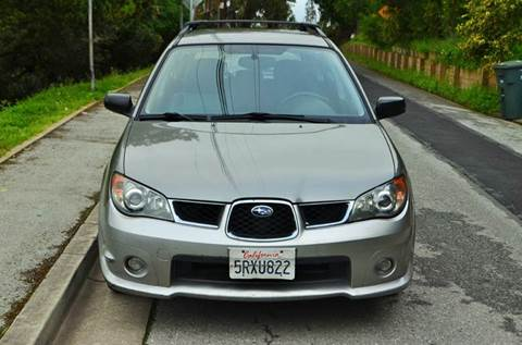 2006 Subaru Impreza for sale at Brand Motors llc in Belmont CA