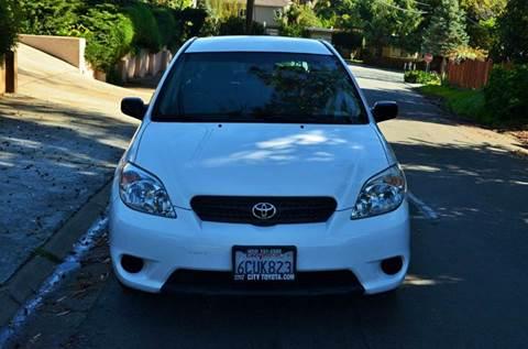 2008 Toyota Matrix for sale at Brand Motors llc in Belmont CA