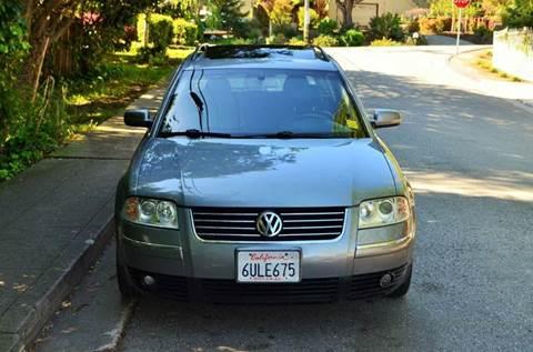 2004 Volkswagen Passat for sale at Brand Motors llc in Belmont CA