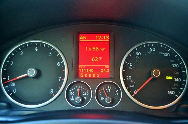 2009 Volkswagen Tiguan SE 4Motion AWD 4dr SUV In Belmont CA - BRAND