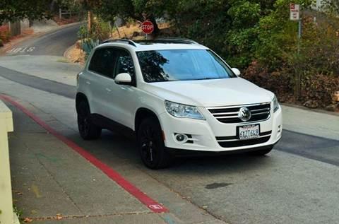 2009 Volkswagen Tiguan for sale at Brand Motors llc in Belmont CA
