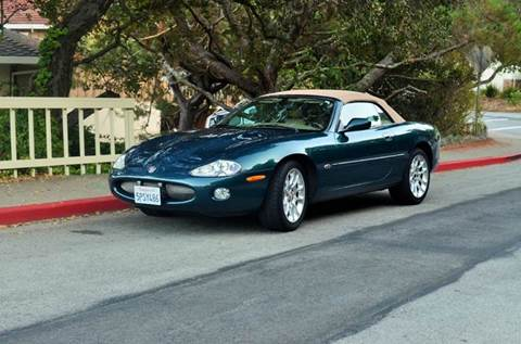 2002 Jaguar XKR for sale at Brand Motors llc in Belmont CA