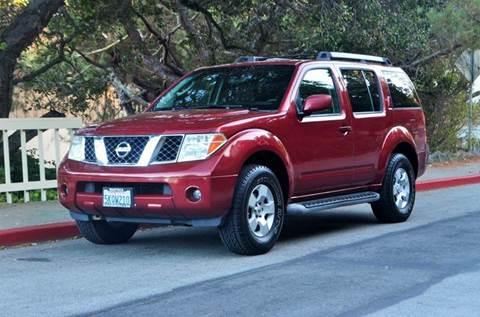 2005 Nissan Pathfinder for sale at Brand Motors llc in Belmont CA