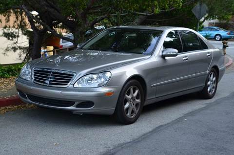 2006 Mercedes-Benz S-Class for sale at Brand Motors llc in Belmont CA