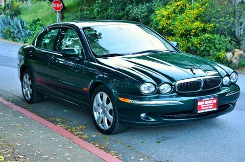 2004 Jaguar X-Type for sale at Brand Motors llc - Belmont Lot in Belmont CA