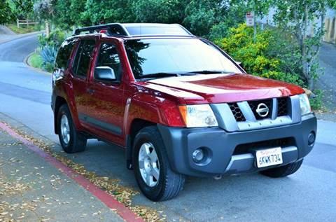 2005 Nissan Xterra for sale at Brand Motors llc in Belmont CA