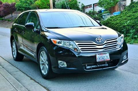 2012 Toyota Venza for sale at Brand Motors llc in Belmont CA
